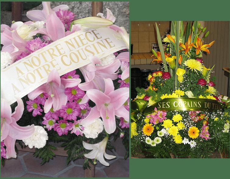 Fleurs de deuil : votre fleuriste se charge de la livraison